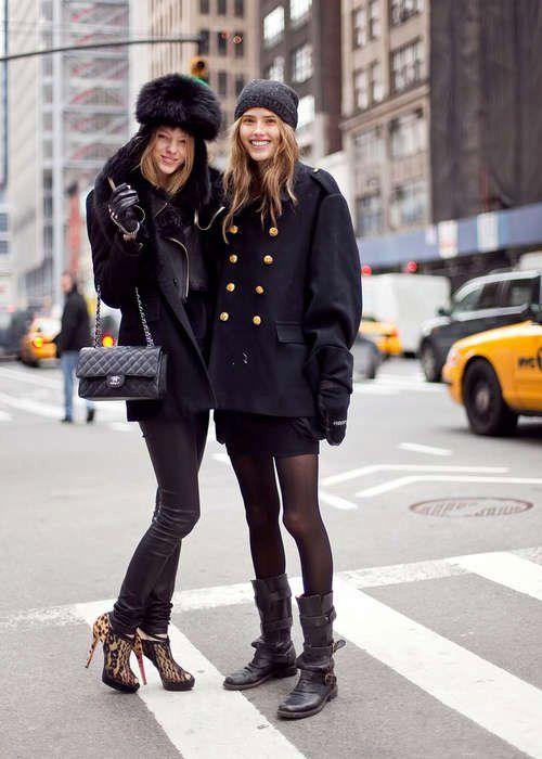 NY girls