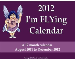 Have you been procrastinating? Get your 2012 Family Calendar today!