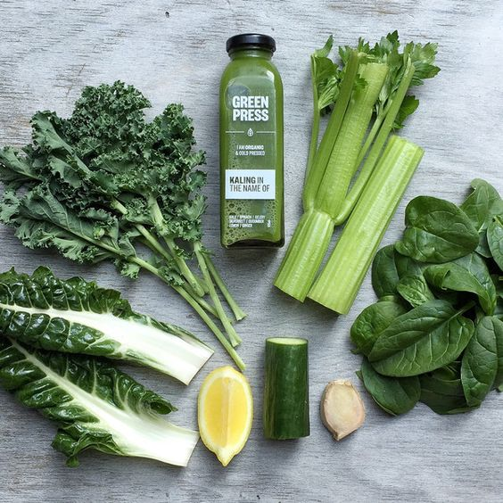 Cold Pressed Juices This Recipes Is A Serious
