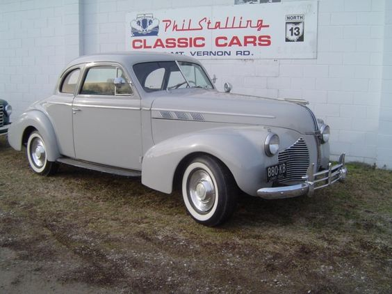 1940 Pontiac Deluxe Business Coupe