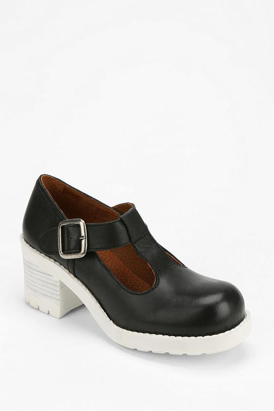 Sixtyseven Tuva Heeled Mary Jane - Urban Outfitters