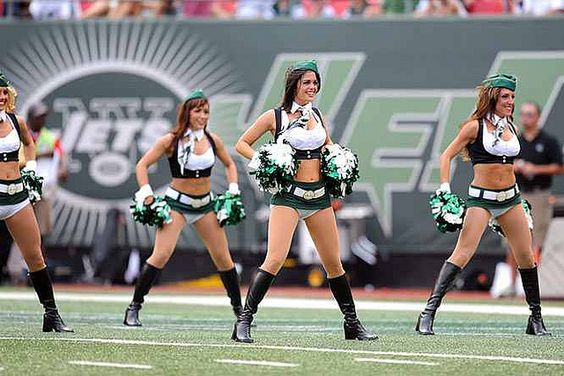 Flight Crew - New York Jets Cheerleaders.