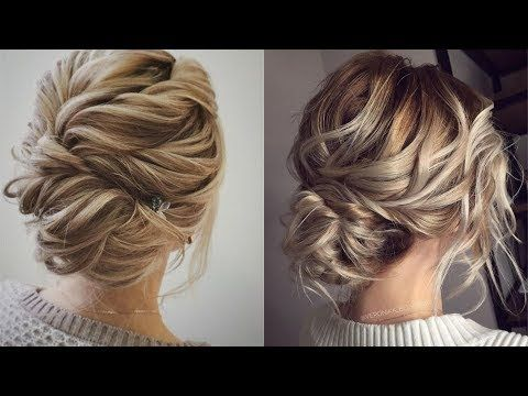 Elegant Bun Hairstyles Easy Updo Hairstyles How To Use Bobby Pins In Right Way Youtube Easy Bun Hairstyles Easy Updo Hairstyles Easy Hairstyles