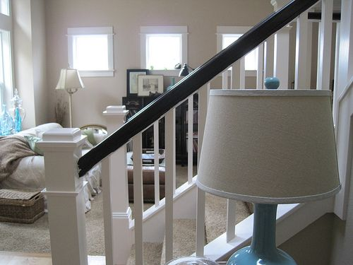 how to make old home railings taller