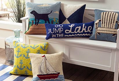 Get Hooked on Pillows