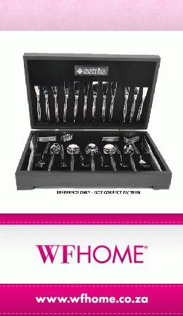 "Eetrite - Newport - 75 Piece Cutlery set"""
