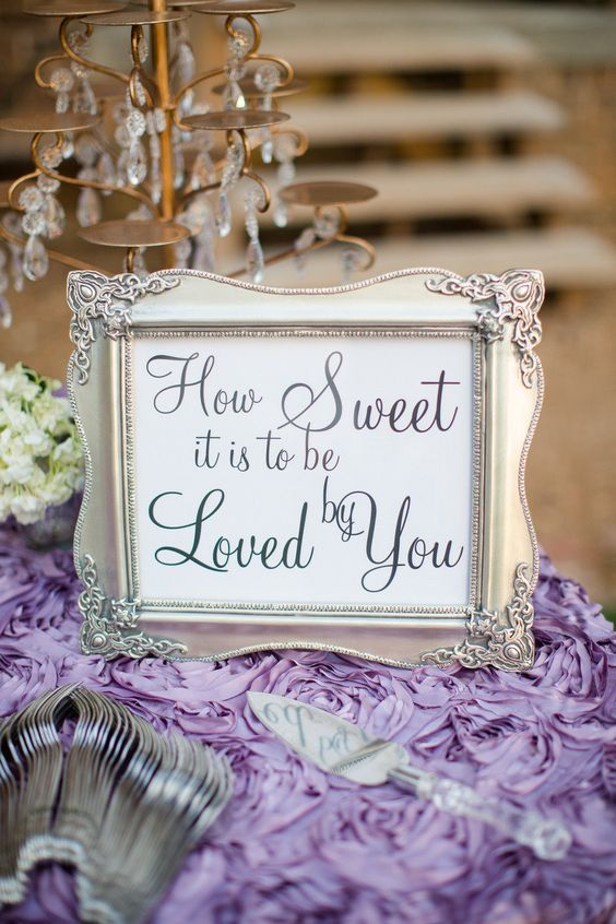 Table signs, Candy table and Deserts on Pinterest