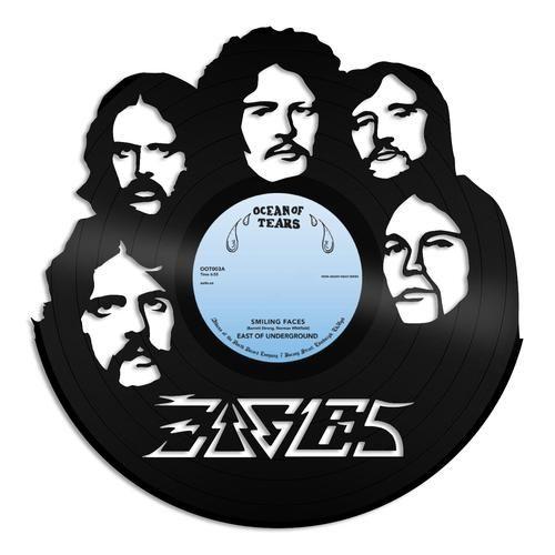 Eagles Band Vinyl Wall Art Vinilo Favoritos