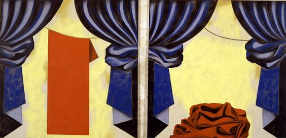 Passion Play II - Francesco Clemente