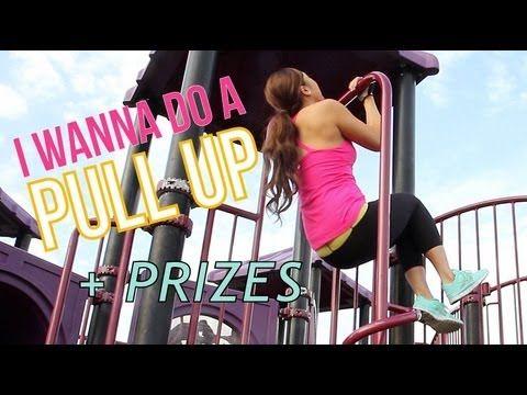 My Goal: I Wanna Do a Pull Up!