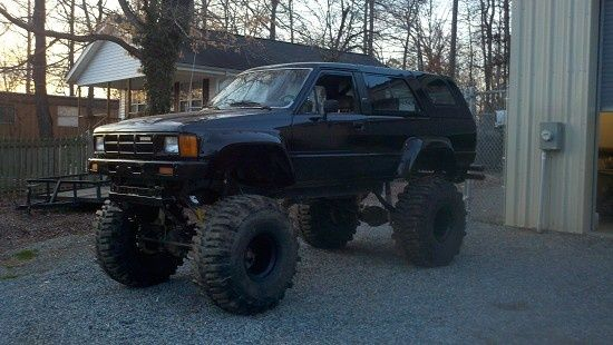 1985 toyota 4runner 5 500 possible trade 100469724 custom lifted truck classifieds lifted. Black Bedroom Furniture Sets. Home Design Ideas