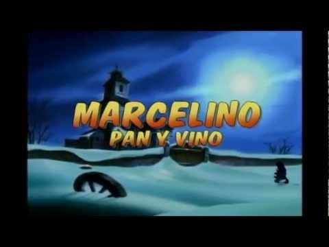 Historia de Marcelino pan y vino.
