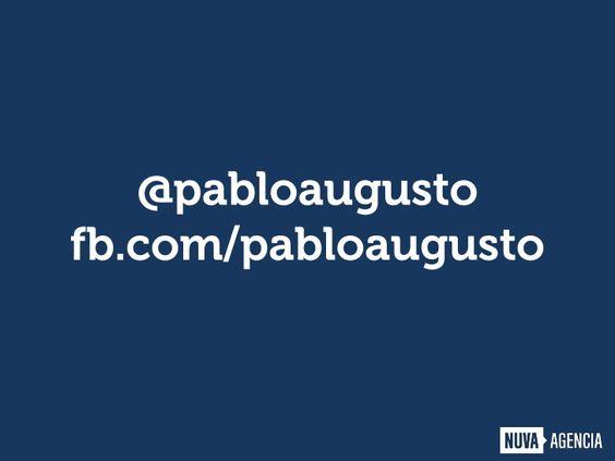 OlhoSEO 2012 - Video x SEO - Pablo Augusto
