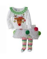 Pure Cotton Girls Winter Dresses