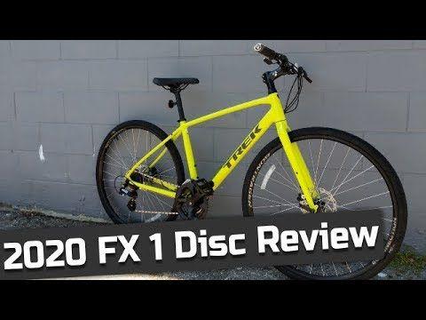 Affordable Disc Hybrid 2020 Trek Fx 1 Disc Fitness And Commuter