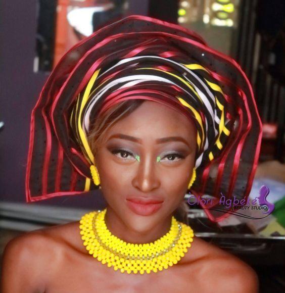 Hilda Andrew - Miss Humanity Nigeria 2015