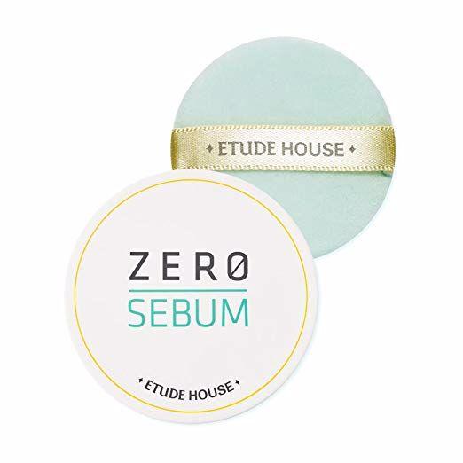 Amazon Com Etude House Zero Sebum Drying Powder Oil Control No