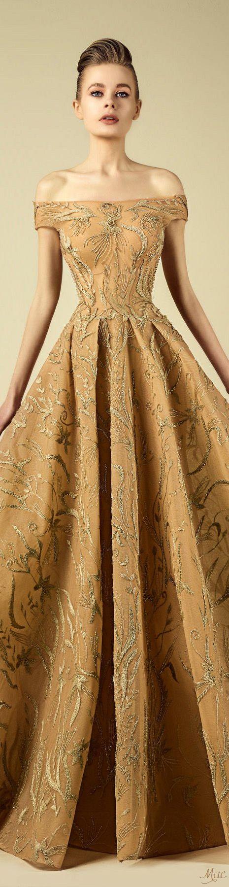 Spring 2017 Haute Couture Fadwa Baalbaki: