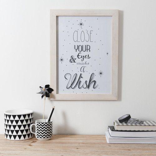 maison du monde cadre beautiful cadre suspendre alexendrine en mtal l x l cm with maison du. Black Bedroom Furniture Sets. Home Design Ideas