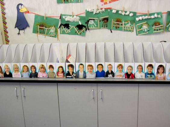 Ways To Organize Your Kindergarten Classroom I