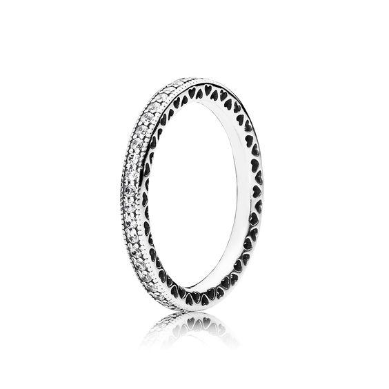 PANDORA | Unendliche Herzen Ring
