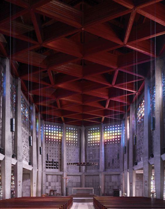 Galeria - Fotografia: Igrejas Modernas de Meados do Século por Fabrice Fouillet - 5