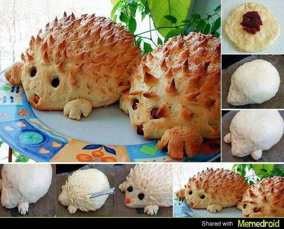 Hedgehogbread