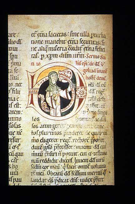 Guda de Weissfauen fue una monja del convento de Weissfauen, en la ciuda de Frankfurt, que trabajó en la copia e iluminación de manuscritos en el siglo XII