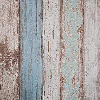 Papel Tapiz Auto Adhesivo Contacto Papel Azul Madera Textura Efecto Decorativo Pre Pegado Pelar Y Pegar Colga Wood Wallpaper Wall Covering Peel And Stick Vinyl