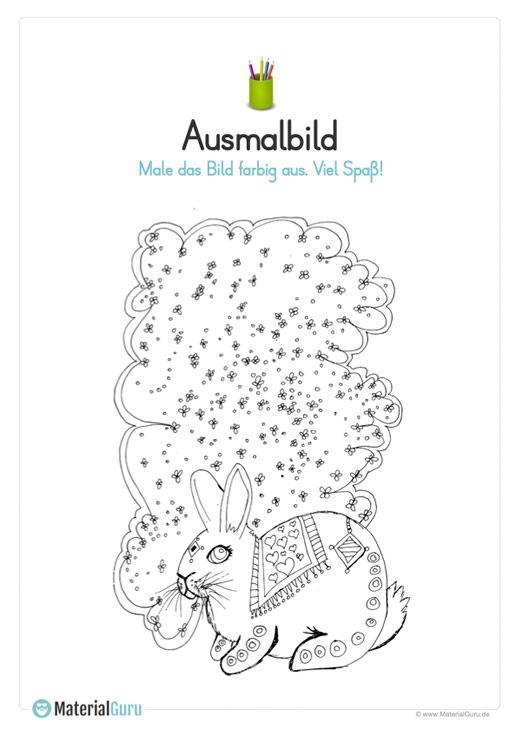 ostern malvorlagen kostenlos zum ausdrucken deutsch