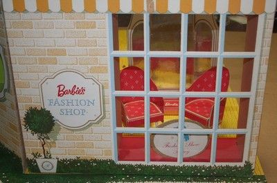 Barbie fashion shop from the 1960's. Had one. Wish I would have kept it!