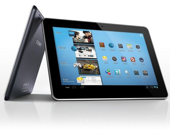 "Coby Kyros MID1045 Tablet-PC 10.1"" Education-Preis für Schüler & Studenten   10.1"" LCD-Display 1280 x 800 (WXGA)  Android 4.0  Schneller 1 GHz Prozessor  WLAN, Mini HDMI  Micro SD"