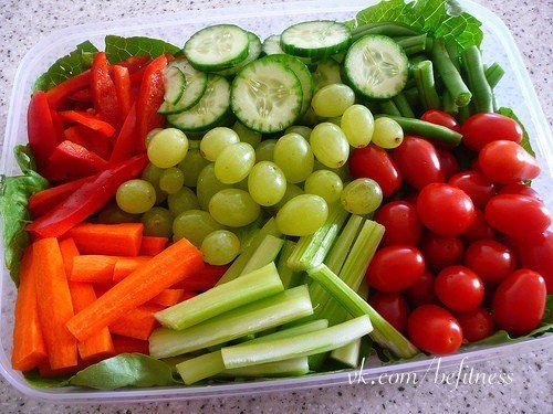 If you eat fruits and vegetables in such combinations, the benefit will be more for your body / Health Alphabet