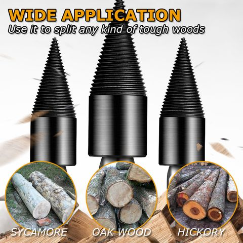 Wood Splitting Screw Cone Drill Bit – Rigal | Special Clothes and accessories