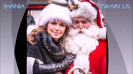 """Shania Twain Duet with Michael Buble """"White Christmas"""" 