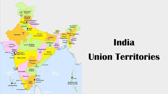 Union Territories of India