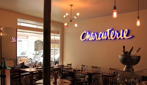 Cuisine, un petit bar à tapas sans prétention situé rue Condorcet, à Paris 9e