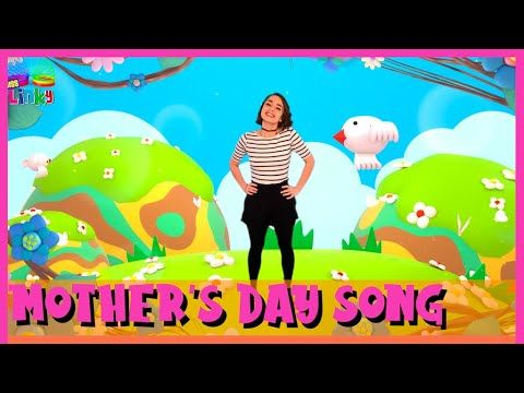 Happy Mother S Day Song For Kids I Love My Mommy Song For Children Youtube Happy Mothers Day Song Mothers Day Songs Children S Day Songs