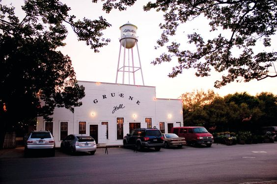 A Hill Country Road Trip: 27 Stops Worth Pulling Over For | Austin Insider Blog Photo Courtesy of Gruene Historic District.