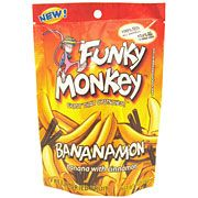 Funky Monkey Freeze-Dried Fruit & other kid approved snacks