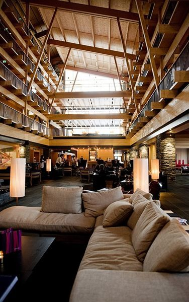 Copperhill Mountain Lodge - Picture gallery