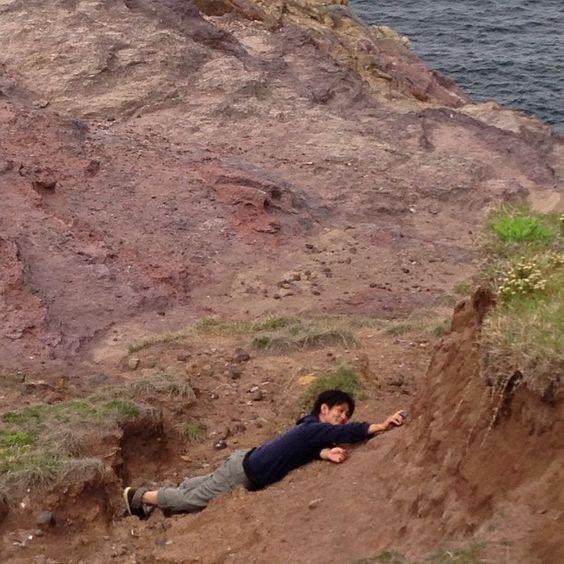 「猿の惑星」に漂流した、ベンチャー大学生。 #30jidori #30doga #jvuymg @ 龍宮の潮吹き instagram.com/p/aU62q_FAvM/
