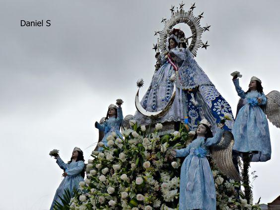 Prosecion por la declaratoria de la festividad Virgen de la Candelaria como Patrimonio Cultural Inmaterial de la Humanidad por la UNESCO