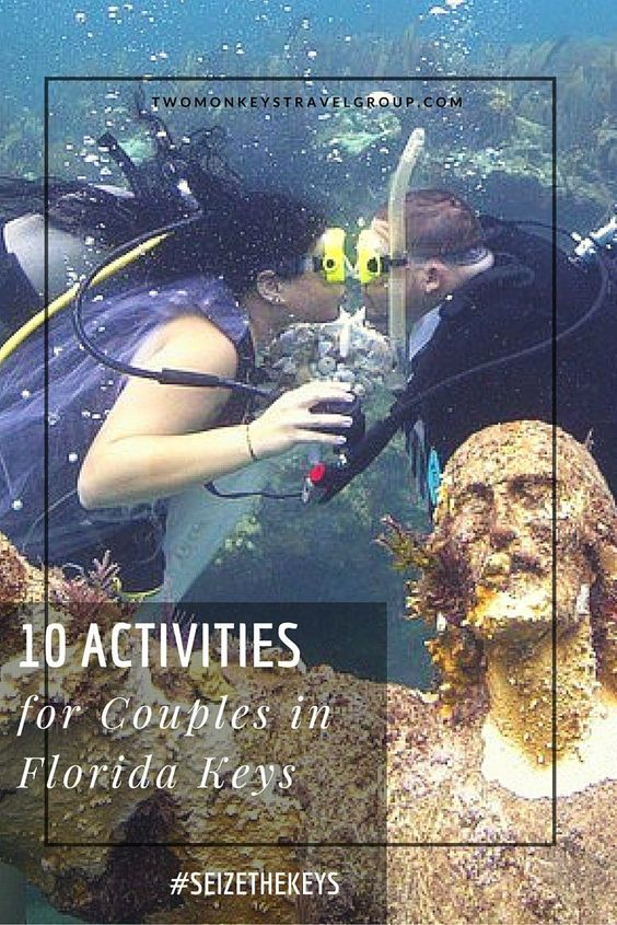 Two Monkeys Travel - Key West - Florida Keys - Romantic Activities