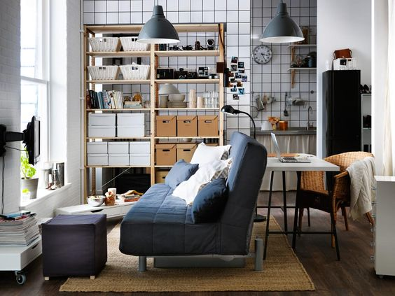 One-room living Create different zones to maximise the space in your living  room with