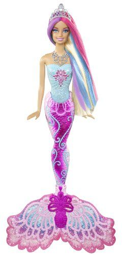 Barbie Color Magic Mermaid Doll coupon| gamesinfomation.com