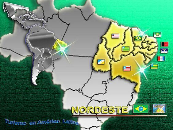Nordeste Brasil