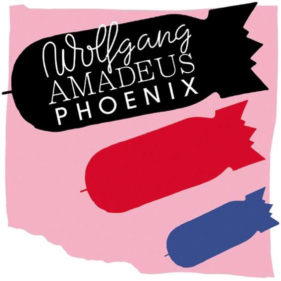 Phoenix: Album Covers, Favorite Music, Wolfgang Amadeus, Favorite Albums, Phoenix 1901, Phoenix 2009