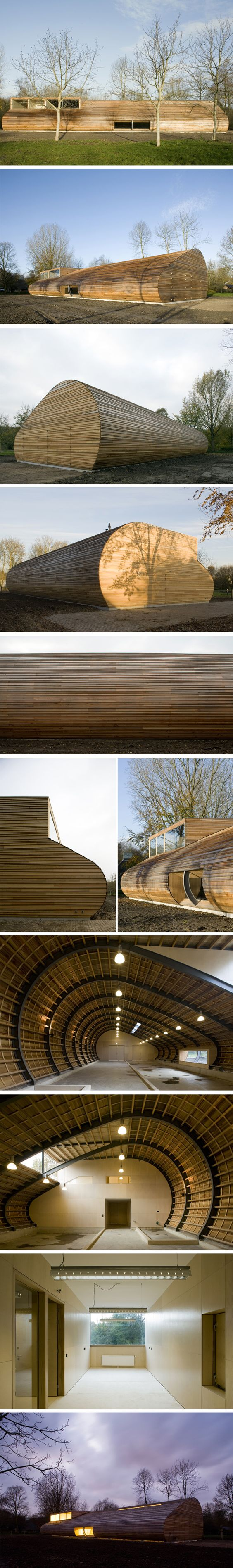 Sheep-Stable-70F-#architecture-2 #wood
