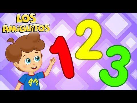 Números Los Números Del 1 Al 10 Cancion Infantil Los Amiguitos Canciones Infantiles Youtube Mario Characters Character Fictional Characters